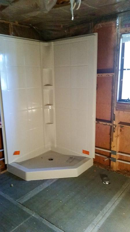 Bathroom/Shower Remodel